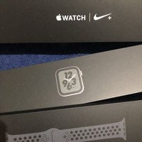 apple watch series 4 nike 44mm Anthracite