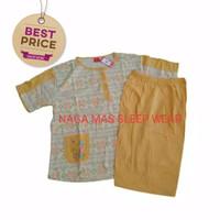 Baju Tidur AMRO ¾ XXL / Jumbo Label Merah RSQX 3667