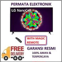 LG 65NANO80TNA 65 Inch UHD Nano Cell ThinQ AI Smart LED TV 65NANO80
