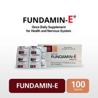 Fundamin E 100 tablet