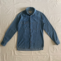 Work Shirt The Howling NewYork L/S Chambray