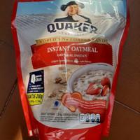Quaker Instant Oatmeal 1200 gr / Oat Meal Instant 1,2kg