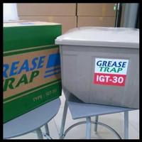 Grease Trap penyaring lemak bak kontrol restoran industri apartemen