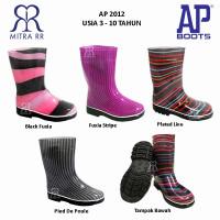 Sepatu Boots Anak Tanggung AP BOOTS Kids 2012 NEW