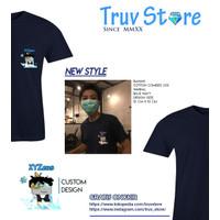 Custom Design Baju Kaos Growtopia