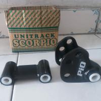 unitrack scorpio - peninggi shock belakang