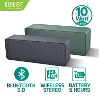 Speaker Bluetooth Robot RB420 Version 10 Watt Portable Wireless Bass
