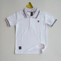 kaos anak kerah/polo shirt anak