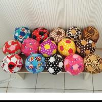 bantal bola bulat lucu warna warni lucu lembut dan halus SNI