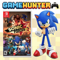 Nintendo Switch Sonic Forces / Sonic Force