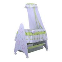 pliko 161 r craddle swing baby box tempat tidur bayi (BEKAS)