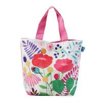 Totebag Kanvas Tas Wanita Tas Jinjing Flower Pink Kamalika Artprints