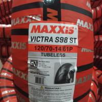 Ban Maxxis Victra 120/70-14 Termurah dan Stok Terbaru