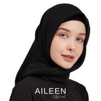 AILEEN Hijab Polycotton square (free ongkir)