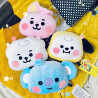 [ready stock] bt21 baby cushion official reject bantal bt21