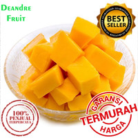 MURAH AJA 1kg Mangga Harum Manis Frozen Mango Buah Harumanis Beku