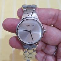 Jam tangan wanita Calvin Klein K6E23146 asli original 100% bergaransi