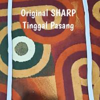 Karet Magnet Pintu Kulkas Sharp 1 Pintu Original Gasket Pintu Lemari E