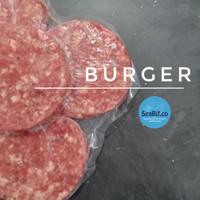 Beef Burger Aussie 500 gram