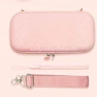 Nitendo Switch Case Bag Akitomo Animal Crossing Cherry Blossom Pink