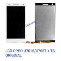LCD OPPO U7015 / U705T + TOUCHSCREEN ORIGINAL ( FIND WAY )