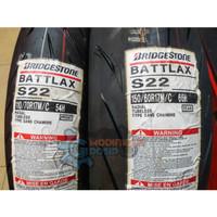 Ban Bridgestone Battlax S22 110/70 -17 & 150/60 17 NINJA ZX25R CBR R25