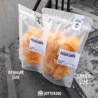Unsalted - Putri Lapar, Gourmet Potato Chips