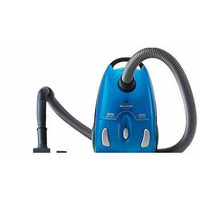 SHARP Vacuum Cleaner Low Watt - EC - Blue - Red