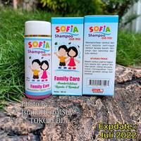 SOFIA Shampo Anti Kutu Rambut   Sampo Pembasi Tumo   Shampoo Kutu