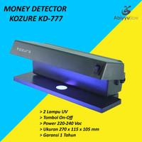 Alat Deteksi Uang Palsu Lampu UV / Money Detector Kozure KD-777