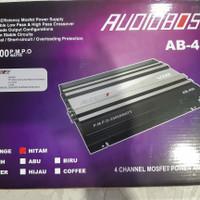 power audiobose v12 ab