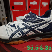 size 37, 38 sepatu badminton bulutangkis EAGLE METRO Original 100%