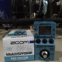 ZOOM MS 70CDR MultiStomp