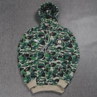 Sweater Hoddie Pria Wanita Bape x Puma Camo Original Termurah
