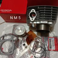 Blok Seher Cylinder Komplit Honda Tiger lama-2000/Tiger Revo