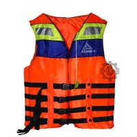 Baju Pelampung / Life Jacket Rompi Pelampung Safety Merk Atunas SIZE L