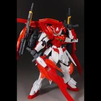 Bandai original HG 1/144 Wing Gundam Zero Honoo , bisa jadi pesawat