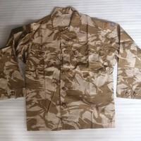 British Royal Marines Commando Desert Jacket Shirt Tropical DDPM