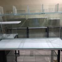 Aquarium 150x60x60 + rak 4x6 + topfilter