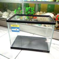aquarium bahari blak dan blue S
