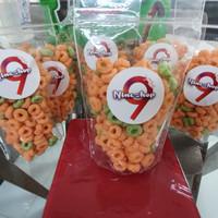 Apple Jacks with Apple & Cinnamon Kelloggs Share 30gr Cereal