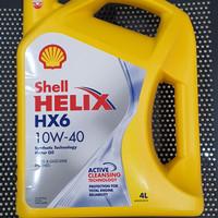 Oli Mobil Shell HELIX HX6 10W-40 4L