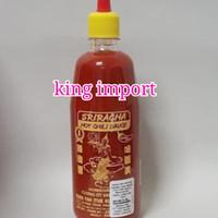 Sriracha- Hot Chili Sauce Nang fah Cabe 740ml