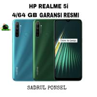 HP REALME 5i Ram 4/64 GB NEW REALME 5i GARANSI RESMI