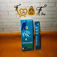 Gaviscon Liquid Sachets 5 x 10 ml Peppermint Flavour