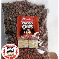 Choco Chips Cereal / Coklat Sereal Crunch / Cokelat Koko Chocolate