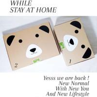 edutoys busy box montessori toys THE BEAR BOX 1