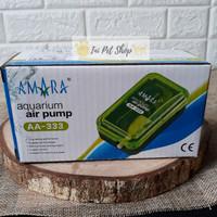 AMARA AA 333 Aquarium Air Pump - AMARA AA-333 Aerator Aquarium