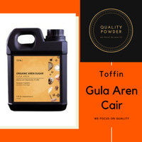 TOFFIN GULA AREN CAIR / LIQUID PALM SUGAR / SYRUP SIRUP BROWN SUGAR
