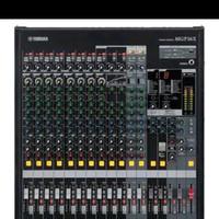 mixer yamaha mgp16x (grade A) 16ch